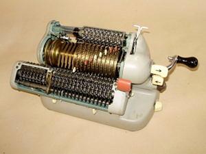 Walther Rechenmaschine