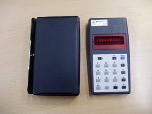 Taschenrechner. Privileg Elektronik-Rechner 802